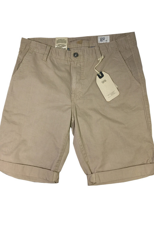 SHORTS TEDDY BEIGE