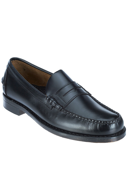 CLASSIC LOAFERS SVART