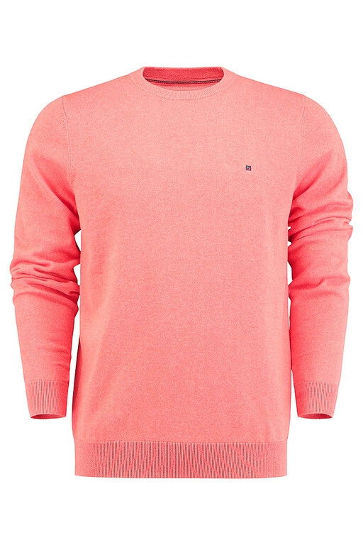 JULIAN PULLOVER CORAL BOMULL
